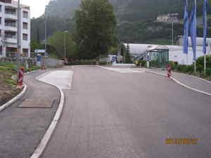 Ansicht Dorfstrasse Eingangs Morschach